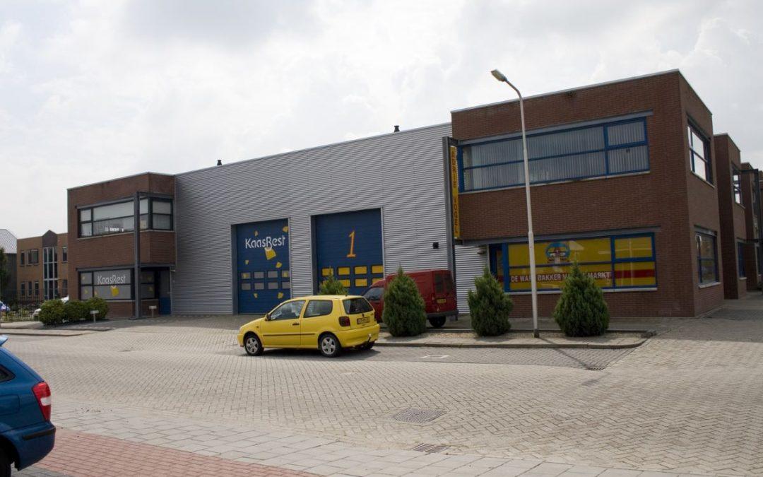 Nieuwbouw bedrijfsgebouw Bleskensgraaf