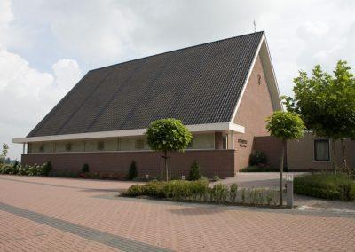 Nieuwbouw kerk CGK Noordeloos