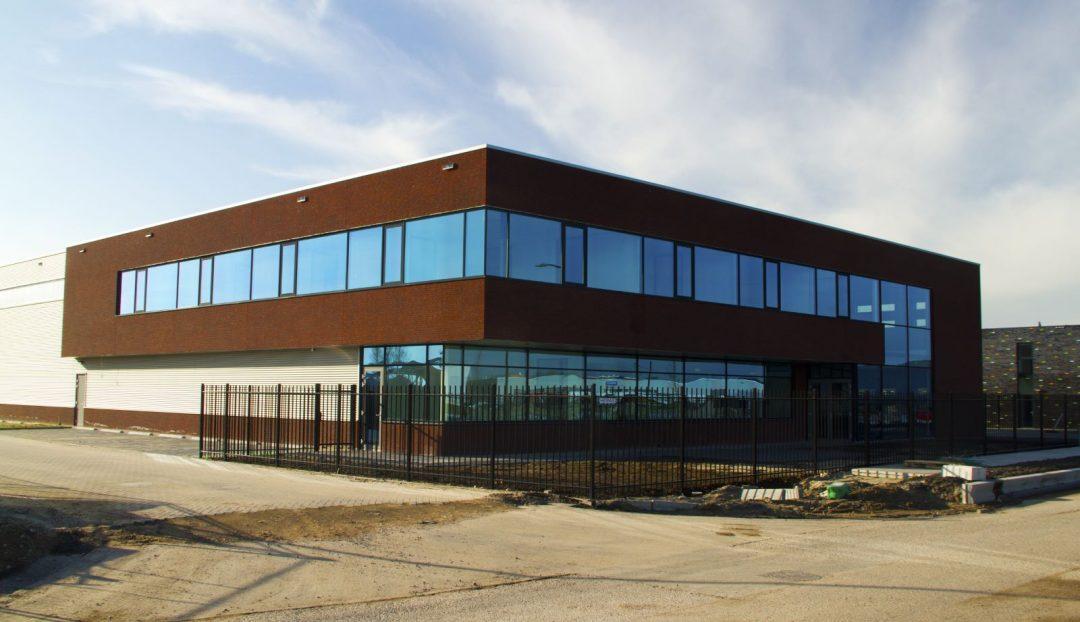 Nieuwbouw bedrijfsgebouw Alblasserdam