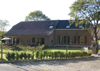 Herbouw boerderij Barendrecht