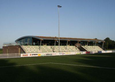 Nieuwbouw sportaccomodatie VV Nieuw-Lekkerland