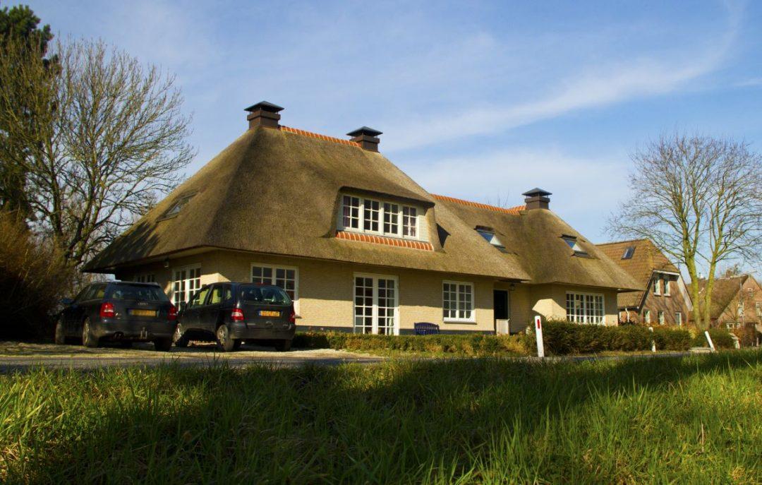 Nieuwbouw woonboerderij Giessenburg