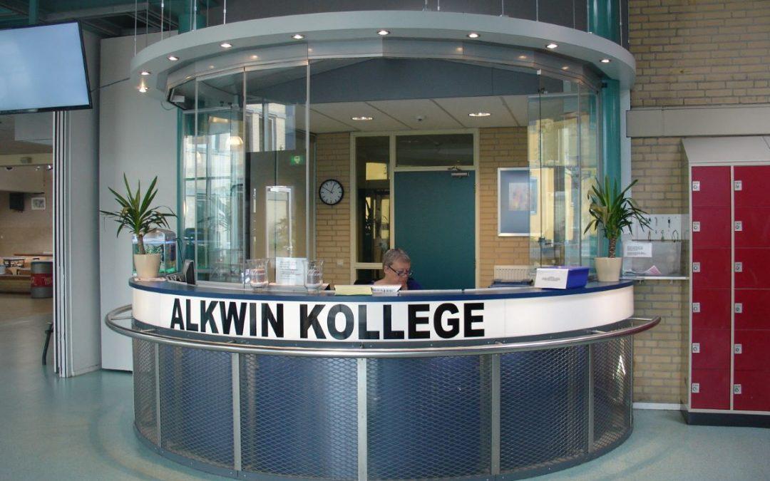 Verbouwing Alkwin College Uithoorn